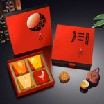 Premium Mooncake Packaging