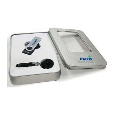 Metal Tin Box for Pen Drives